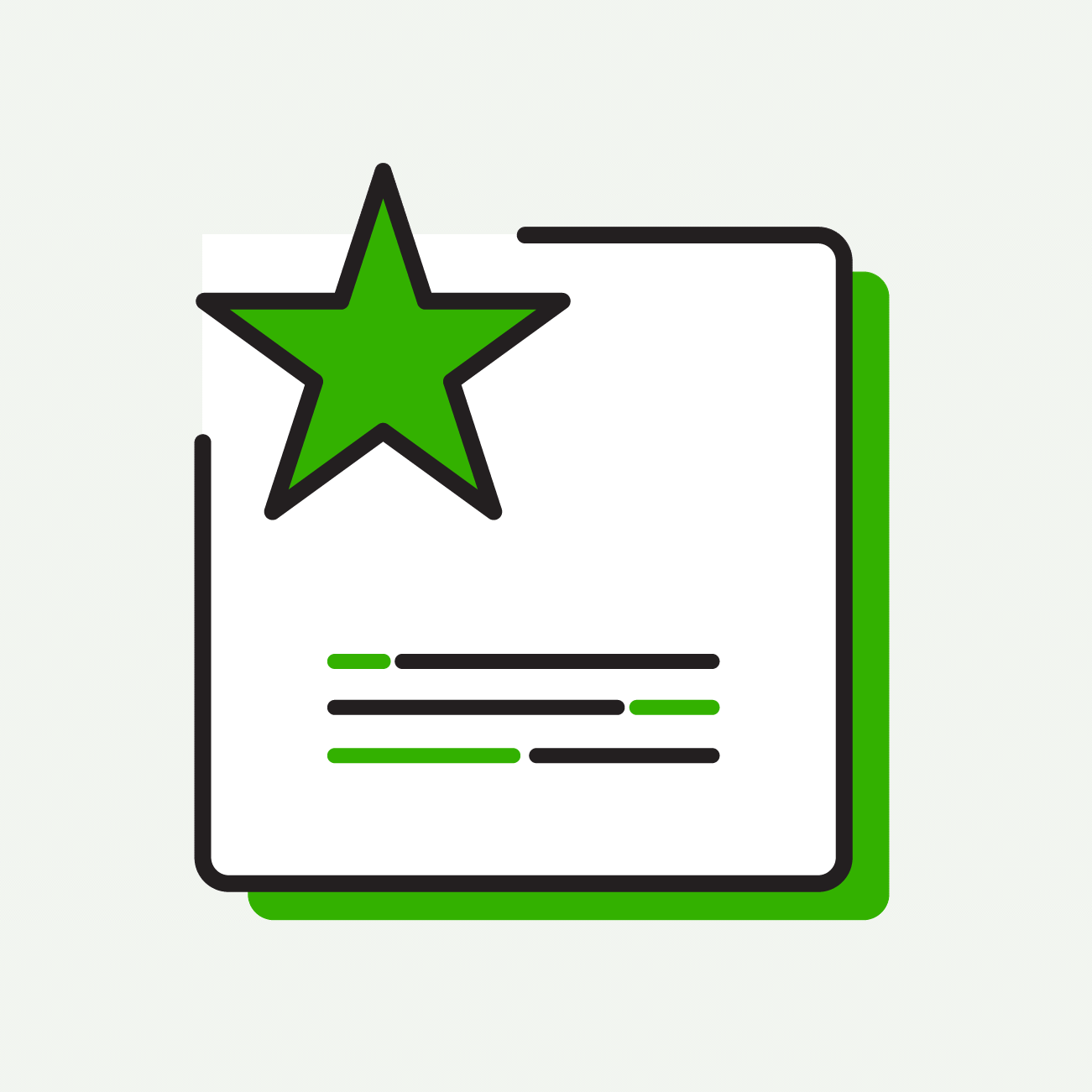 review star icon