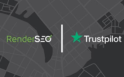 RenderSEO Announces Official Trustpilot Partnership
