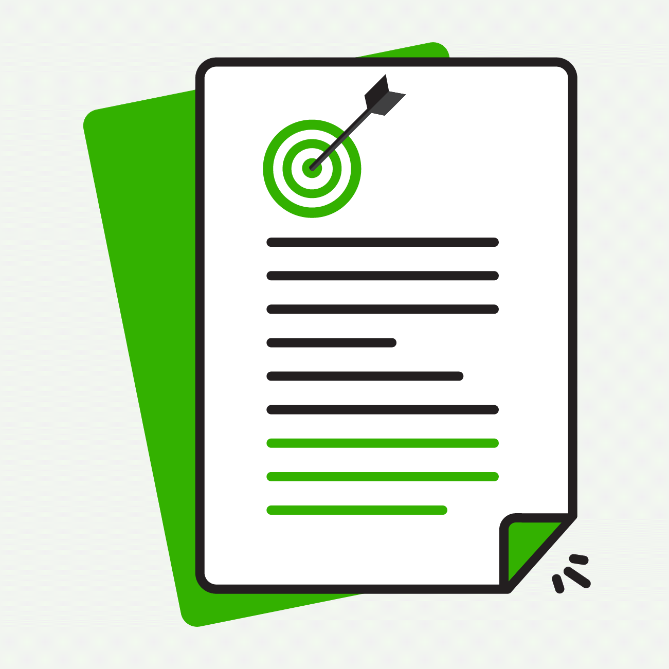 tailored plan icon